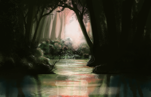 Forest River by Sandra096