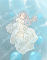 Dreaming Surface by Leafei