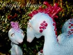 Skapnings (Mother and Baby) _scenic03 by Crafty-Magic