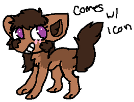 Furry adopt!!!! {OPEN} by swagamuffin1221