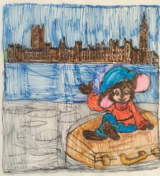 Fievel Goes British (HQ) by PurpleBeauty97