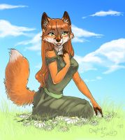 floveres fox by Orphen-Sirius