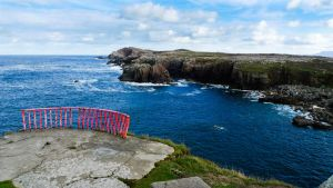 Tory Island Cliffs by heels-of-tar