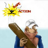 RAPE ACTION by Thrior