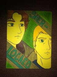 Johnlock: Sher-Locked by AgeOfDarkness413