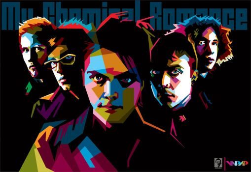 My Chemical Romance by ihsanulhakim