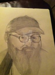 Si from duck dynasty by mapletwig