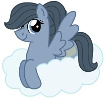 Chilling on a Cloud by kindheart525