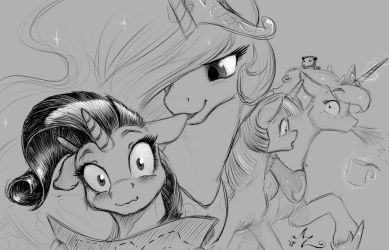 Daily Doodle 450 by Amarynceus