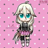Vocaloid - I.A. by Akage-no-Hime