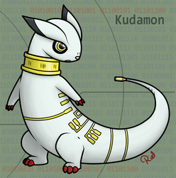 Kudamon by RielTeris