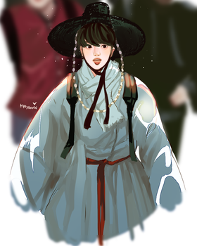 JIN by hyomoww