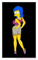 Marge - Back In The Day by The-Real-Joe-Cool