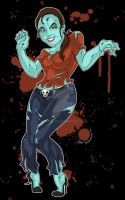 Loni the Zombie by Anamated