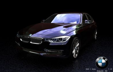 BMW 3 Series by Artsoni3D