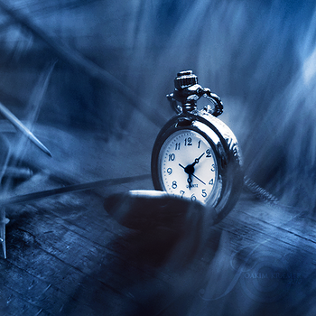 Sometimes we run out of time by Healzo