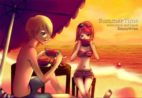 Summer Time by RenaAi