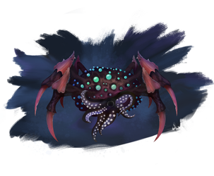 Spidercthulu by Recreate4Life