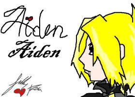 Aiden-Vampire Chronicles by UrEmoLover