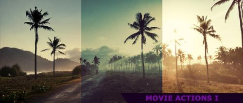 Movie Photoshop Actions 1 by ViktorGjokaj
