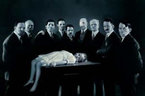 Epiphany III (Presentation at the Temple) by gottfriedhelnwein