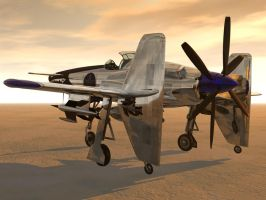 J7W1 Shinden 2nd view by shelbs2