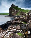 A cliff top stronghold by LordLJCornellPhotos