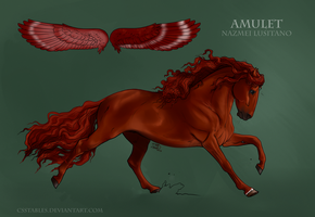 Amulet by CSStables
