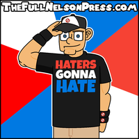 John Cena (2012 Haters Gonna Hate Attire) by TheFullNelsonPress