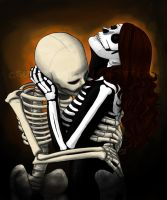 The death of You and Me by CSupernova