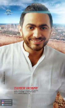 Tamer Hosny 2013 by younessdesigns