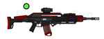 D.I.I.-D.S.C. AS-125 'Aries' Automatic Shotgun by Lord-DracoDraconis
