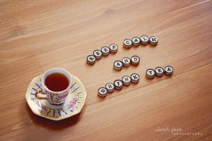 .:: Keep calm and drink tea ::. by Whimsical-Dreams