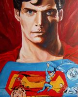 The True Action Hero by marcushislop