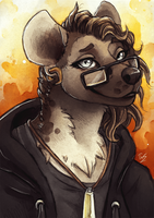 ArtYeen - Commission by TasDraws