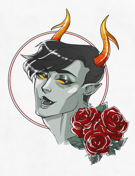 Lanque by the-flying-beetle