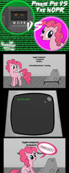 Pinkie Pie VS The WOPR by Neutronicsoup