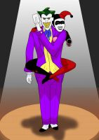 Stick-Up Comedy Act by UbiquitousEyechosis
