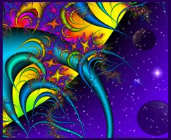 FRACTAL ASTRONOMY by 1arcticfox