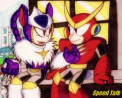 Speed Talk by Nhoa-D-Brown
