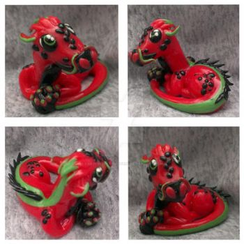 Watermelon Baby by KarolinaSkaUniverse