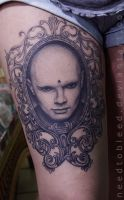 Corgan by Benjamin Otero by needtobleed