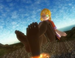 Parsee Pantyhoses by Koirvon