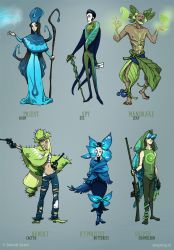 Spring classes - various 2 by ming85