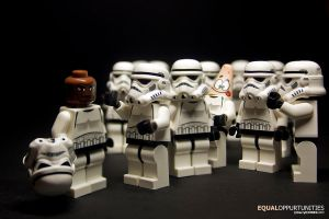 Racism on the Death Star by dkj1974