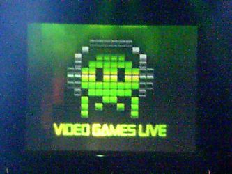 Video Games Live Logo by musicdrummer01