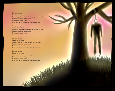 The Hanging Tree by thebluerooster