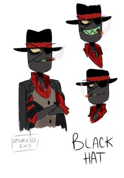 Black Hat mafia by Zurii122