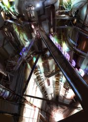 science fiction 2 by paooo