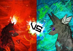 Chaos Vs Voidfall by Nothing-Lies